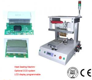 China Pulse Heating Hot Bar Soldering Machine Thermode Soldering For PCB Assembly on sale