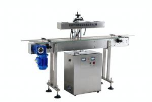 China 230 Bottles/Min 2500W Aluminium Foil Sealer Fan Cooling on sale