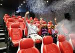 Digital 5D Movie TheaterSimulator Indoor Games / Amusement Park 5D cinema