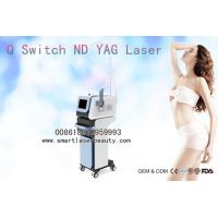 Special ND YAG Laser Tattoo Removal Machine , Mini Q Switch Laser Carbon Toning Device
