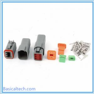 China Auto Car 6 Pin Deutsch Connector Dt06-6s on sale