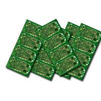 FR4 Multilayer PCB Board Green Solder Mask Immersion Gold Surface Fnishing