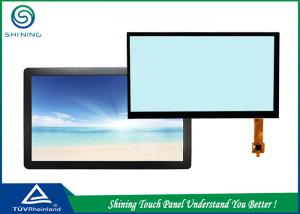 China 7'' Industrial LCD Touch Panel Capacitive 6H Surface Hardness High Stability on sale