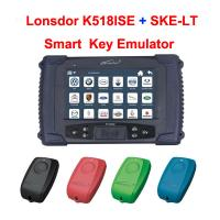 100% Original Lonsdor K518ISE Key Programmer Plus SKE-LT Smart Key Emulator 4 in 1 set