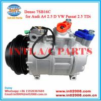 AUTO Compressor for Audi A4 Volkswagen VW Passat 00-05 4D0260805C 4471706340