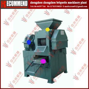 China Zhongzhou Superior quality chrome ore briquette machine -86-13783550028 on sale