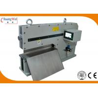 China Two Sharp Linear Blades PCB Depaneling Machine For Aluminium Substrate on sale