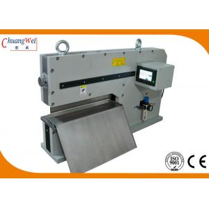 China LED PCB Depaneling Machine high speed steel for SMT Assemble Line on sale
