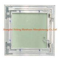 String Hook Drywall Access Panel Green Gypsum Board With Aluminum Frame For Walls And Ceilings