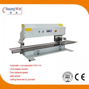 China Concessional Price Automatic PCB Depanel With Lcd Display 110 / 220V on sale