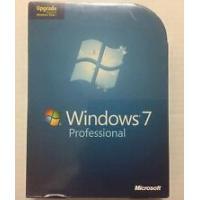 Microsoft Windows 7 Professional COA License , English 64 Bit Operating System Windows 7