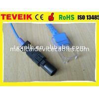 2.4m Novametrix Pulse Oximeter Cable Hyp 6 Pin To DB9 Female
