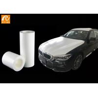 China Anti Scratch Protective Film / Car Body Protection Film Leave No Residue on sale
