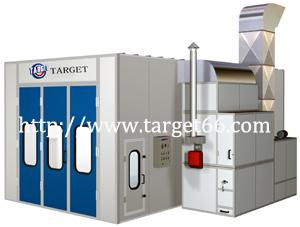 China CE approved portable truck spray booth/auto body and paint/car paint cabin TG-09-45 on sale