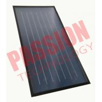 China High Absorption Flat Plate Solar Thermal Collector Aluminum Alloy Frame on sale