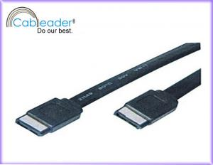 China Computer internal PC cable HDD SATA CABLE for S-ATA harddisks on sale