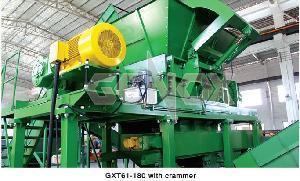 China Two Shaft Shredder/Rotor Shear (GXT61-180) on sale