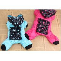 Pet Winter Medium Dog Clothes Jumpsuits Cotton / Jacket For Poodle