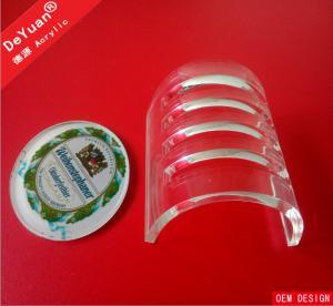 China Coaster Display Racks Coaster Acrylic Holder Stand Restaurant Use on sale