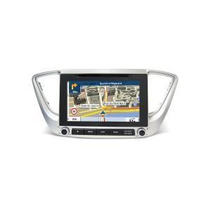 China Hyundai Verna 2017 Car Stereo Hyundai Dvd Player In Dash Entertainment System on sale
