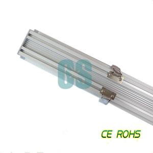China 40 Watt Cross Shape 2ft 3ft 4ft LED Linear Light Fixture For  Home / Office High Brightness on sale