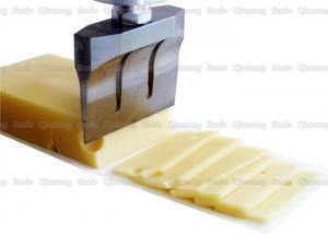 China High Speed Strip Food Ultrasonic Cutting Machine With 2kgs Cutting Blade on sale