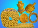 excavator aftermarket parts undercarriage parts track roller sprocket idler top roller track link