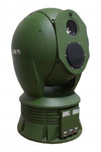 China AC220V Long Range Security System , 2 Mega Pixel CMOS Laser Security Camera on sale