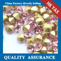 China Factory price pointed back rhinestones wholesale, pointed back rhinestones ,wholesale rhinestones pointed back on sale