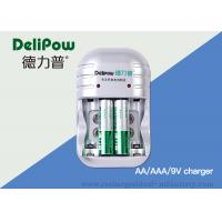 China 6f22 Aa Aaa Battery Charger For Nimh 9v Rechargeable Battery  on sale
