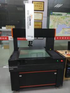 China Оптически составное Программабле портала измерительной системы зрения 3Д полностью автоматическое on sale
