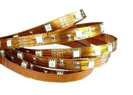 China Custom High TG Polyimide Flexible Printed Circuit Board , LED strips PCB Assembly on sale