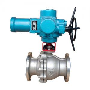 China SS316 Floating Ball Valve Bare Shaft + Mounting Pad Drilling on sale