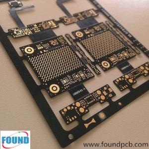 China CEM3 Fr4 Rigid Flex PCB / Double Sided PCB Board Prototype Carbon Printed on sale