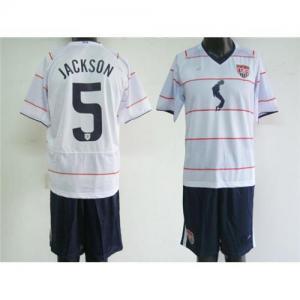 China USA National Team Soccer Jersey on sale