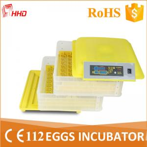 China HHD Best Price Fully Automatic CE Marked chicken and quail egg incubator hatching machine for sale YZ-96 on sale