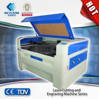 China Wuhan Gosun High efficiency laser cutting and engraving machine for acrylic,organic board,double color plate, plank on sale