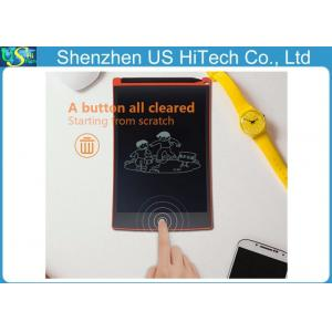 China Hand Writing Touch Screen Drawing Board 8.5 Inch For Children Graffiti on sale