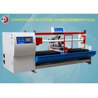 ISO Touch Screen Automatic BOPP Tape Cutting Machine 4kw For Adhesive Tape