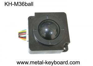 China Customization USB Port Industrial Pointing Device , Trackball Module for Medical on sale