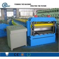Cold Rolled Galvanized Profile Corrugated Sheet Making Machine For Africa Market