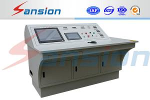 China Computer Control Power Testing System Test Bench / Transformer Testing Equipment on sale
