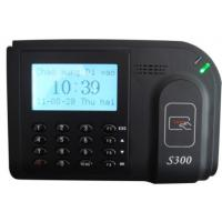 125khz rfid reader rs232 rfid time attendance terminal S300