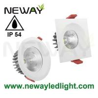 China 7W 10W 12W 13W 15W IP54 Square LED Recessed Ceiling Downlights on sale