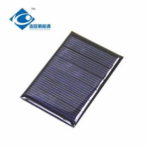China 3V Mini Lightweight Solar Panels Photovoltaic , 0.3 Watt Peak Power Building Solar Panels on sale