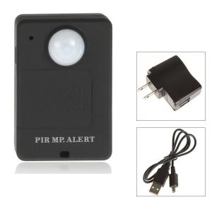 China PIR Sensor GSM Alarm with Base Station Positioning and Voice Surveillance on sale