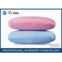 Custom Nap Relaxation Memory Foam Sleep Pillow Cushion For Office Rest