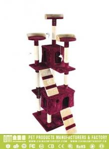 China 170cm blue pet product sisal cat tree house | cat tree factory on sale