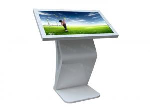China Indoor Touch Screen Display Kiosk , Shopping Mall Super HD Multi Touch Kiosk on sale