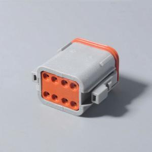 Brilliant 8 Way Female Ecu Connector Plug 2 Row Dt Deutsch Wiring Connectors Wiring 101 Dicthateforg